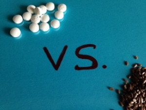 Tamoxifen vs. Flaxseed