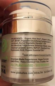 Eternity Organic Bio-Identical Progesterone Cream