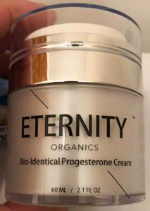 Eternity Organics Bio-Identical Progesterone Cream